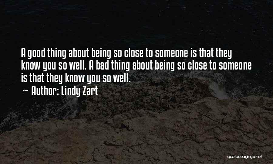 Lindy Zart Quotes 1528297