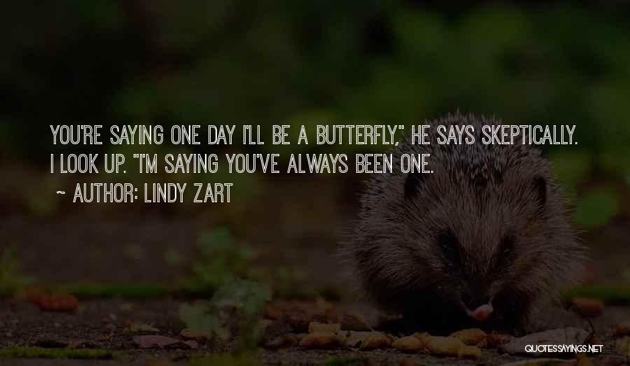Lindy Zart Quotes 1757125