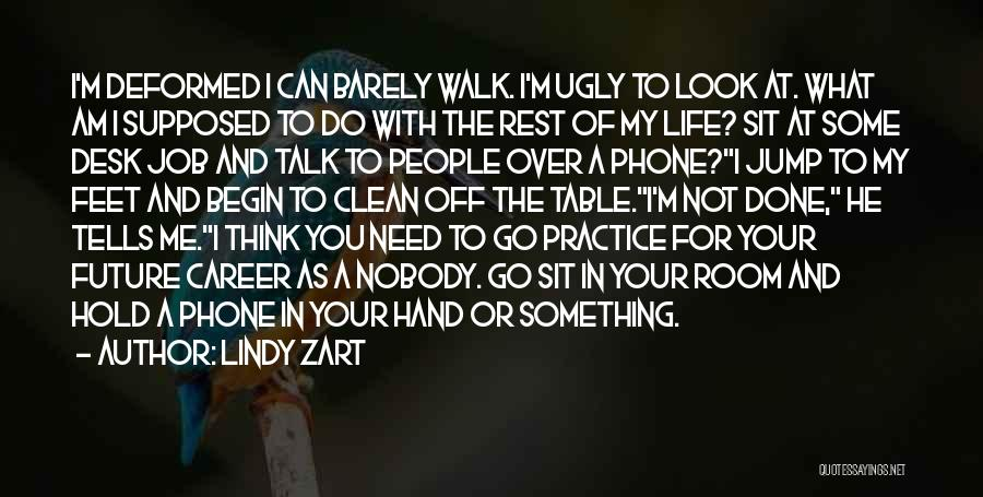 Lindy Zart Quotes 1898869