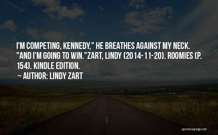 Lindy Zart Quotes 218127
