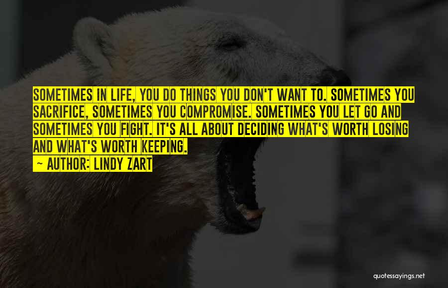 Lindy Zart Quotes 2210484