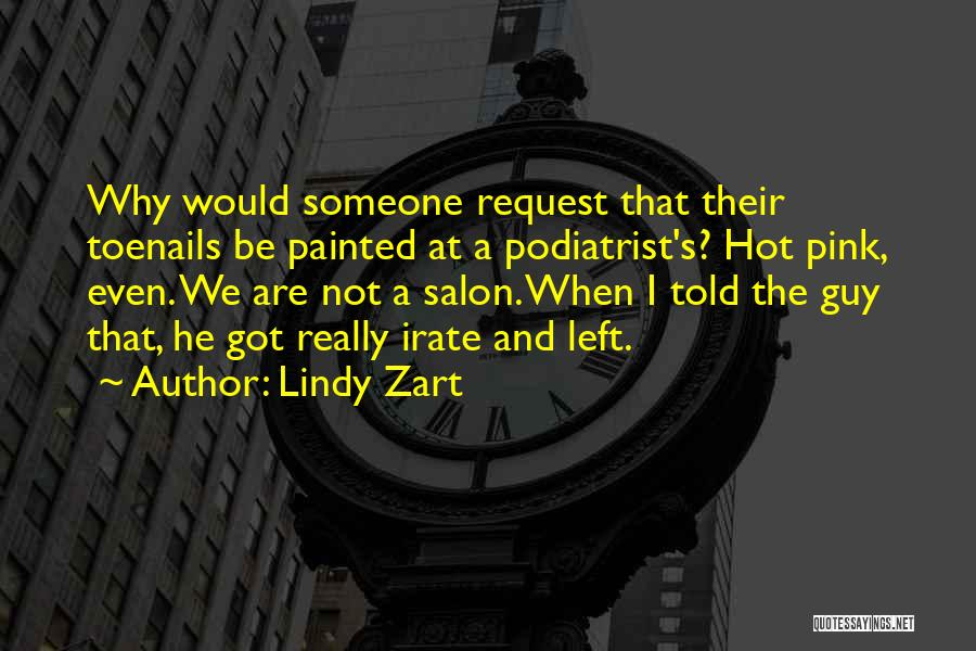 Lindy Zart Quotes 283582
