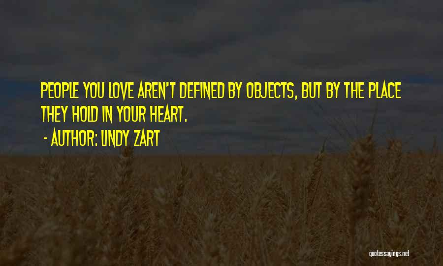 Lindy Zart Quotes 650482
