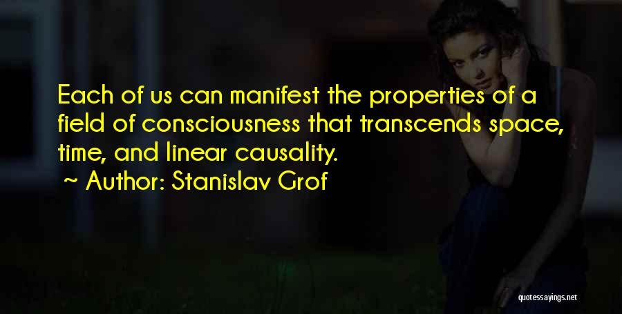 Linear Time Quotes By Stanislav Grof