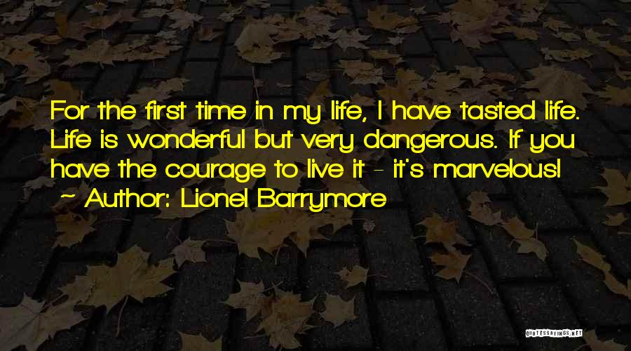 Lionel Barrymore Quotes 528114