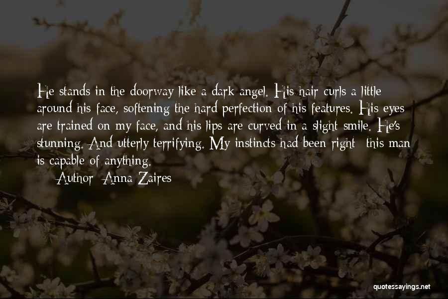 Lips Of An Angel Quotes By Anna Zaires
