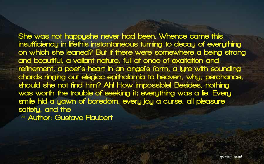 Lips Of An Angel Quotes By Gustave Flaubert
