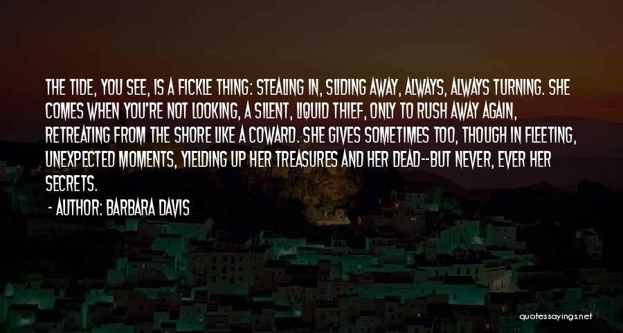 Liquid Quotes By Barbara Davis