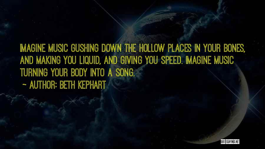 Liquid Quotes By Beth Kephart