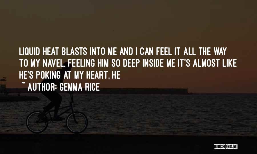 Liquid Quotes By Gemma Rice