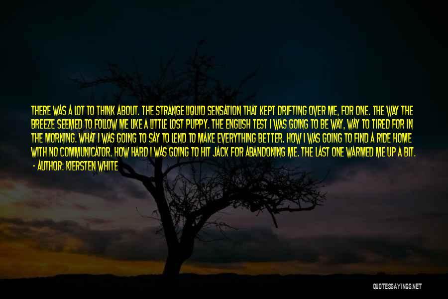 Liquid Quotes By Kiersten White