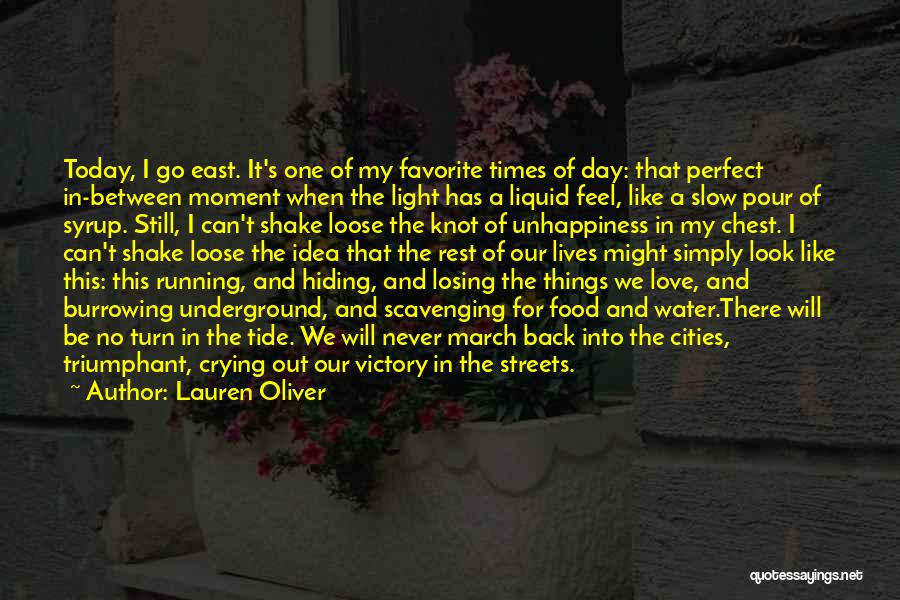 Liquid Quotes By Lauren Oliver