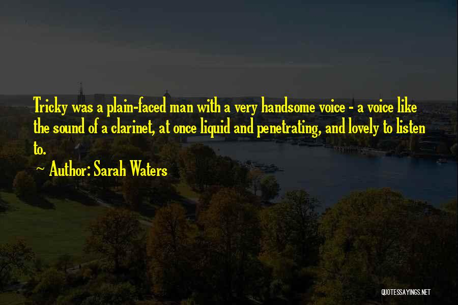 Liquid Quotes By Sarah Waters