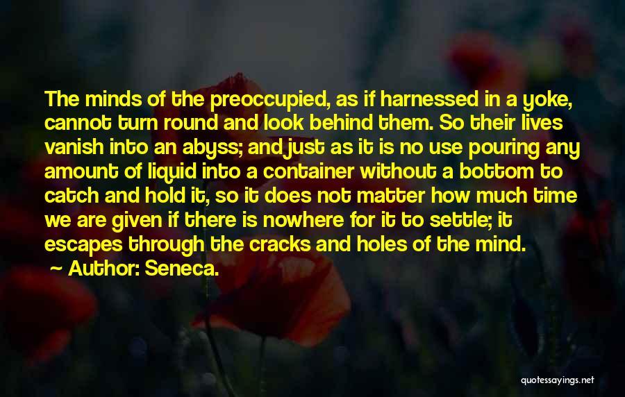 Liquid Quotes By Seneca.