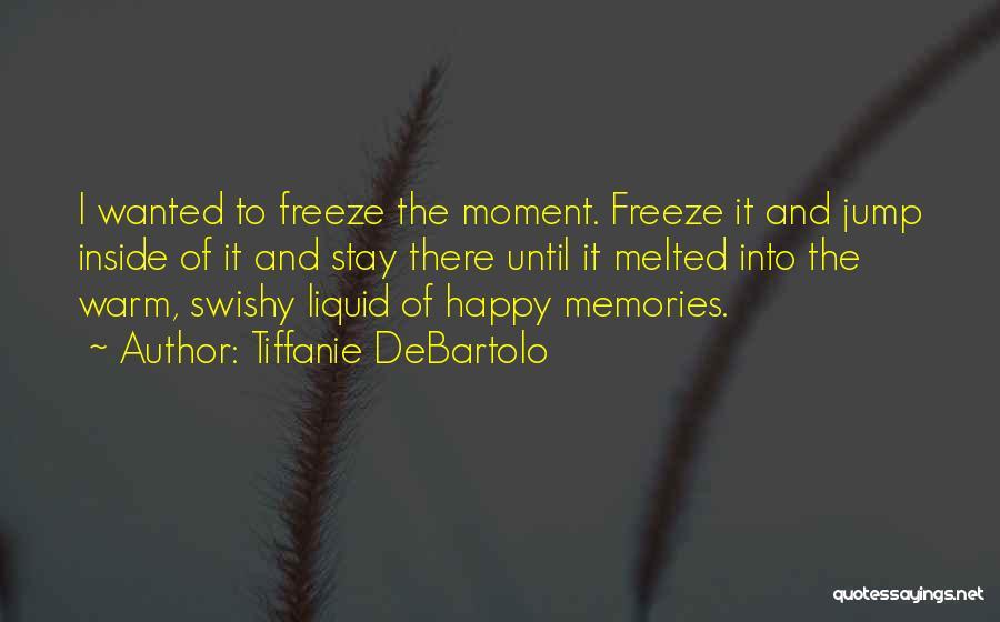 Liquid Quotes By Tiffanie DeBartolo