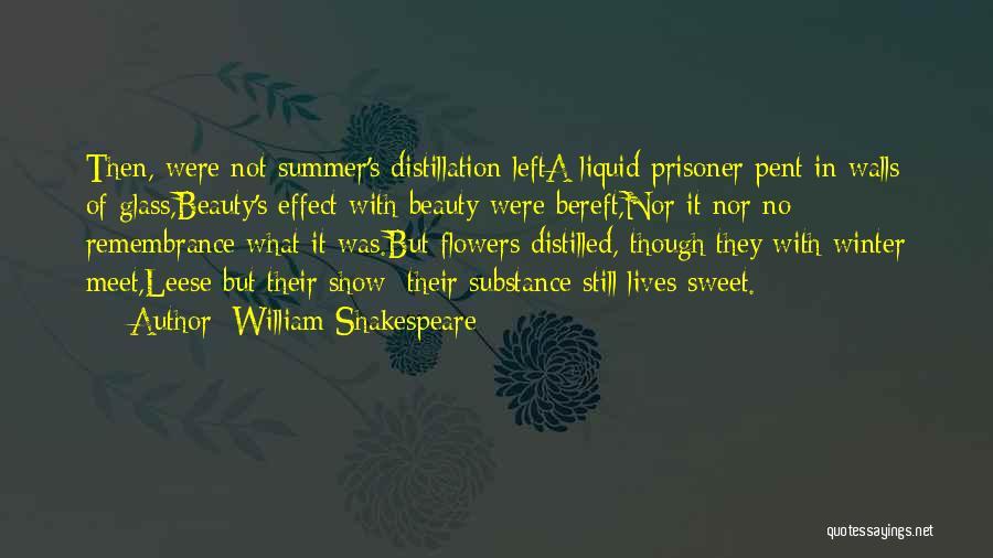 Liquid Quotes By William Shakespeare