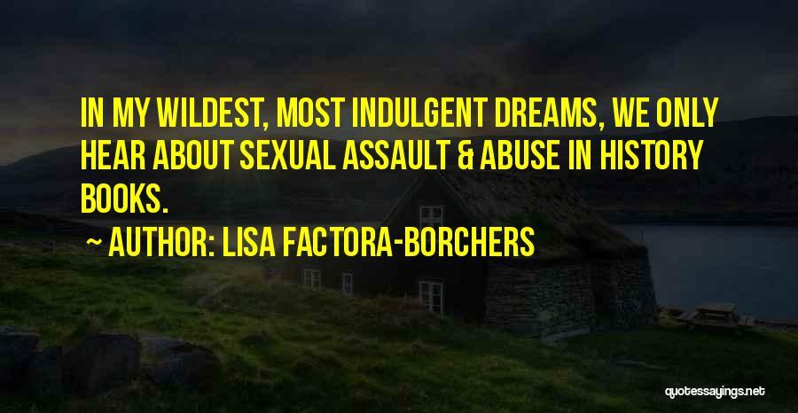 Lisa Factora-Borchers Quotes 142155
