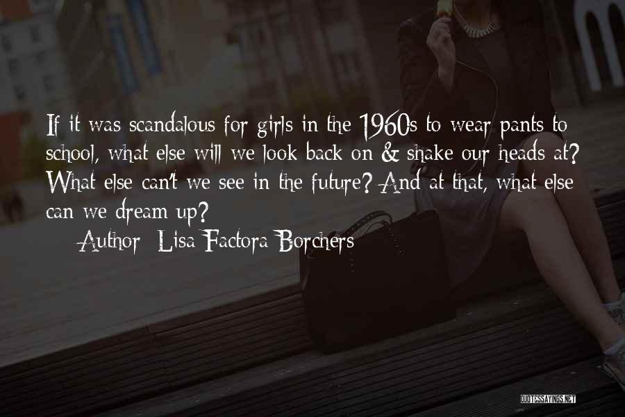Lisa Factora-Borchers Quotes 240350