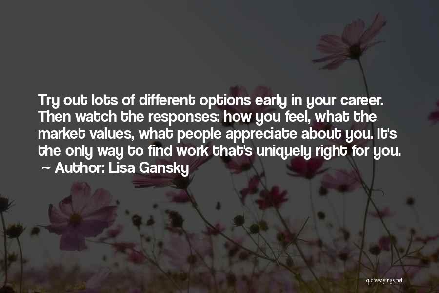 Lisa Gansky Quotes 209113