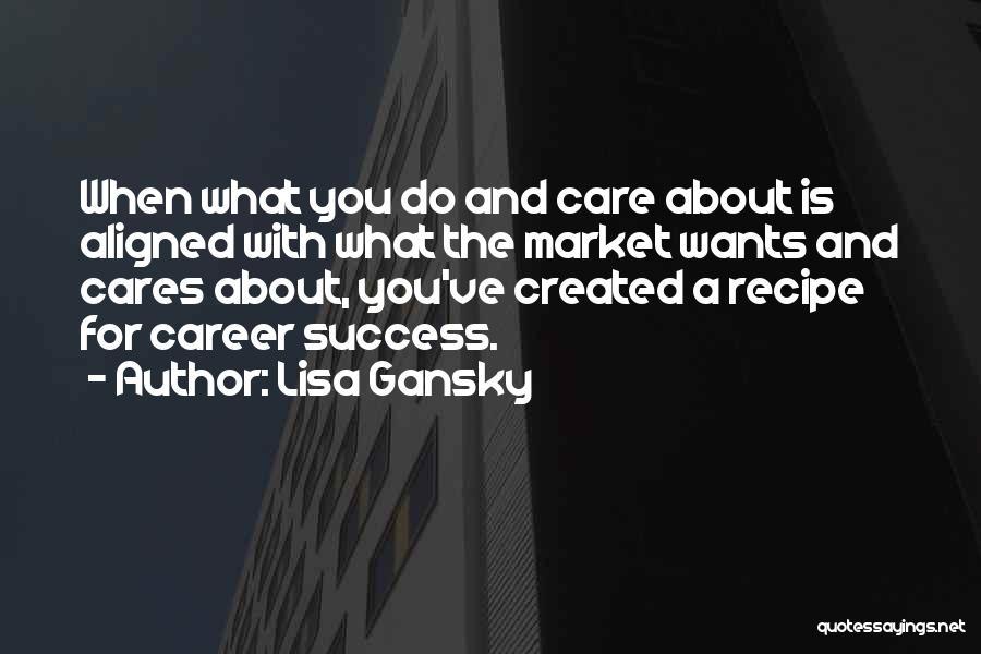 Lisa Gansky Quotes 341227
