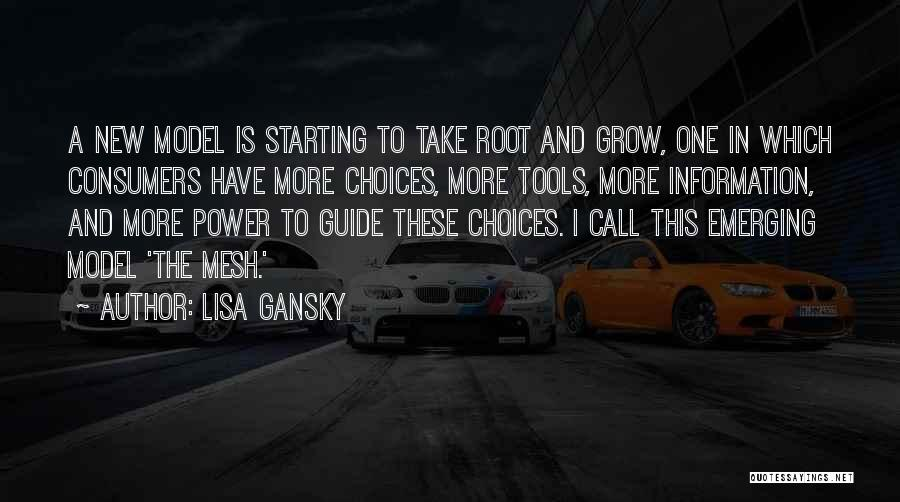 Lisa Gansky Quotes 554977