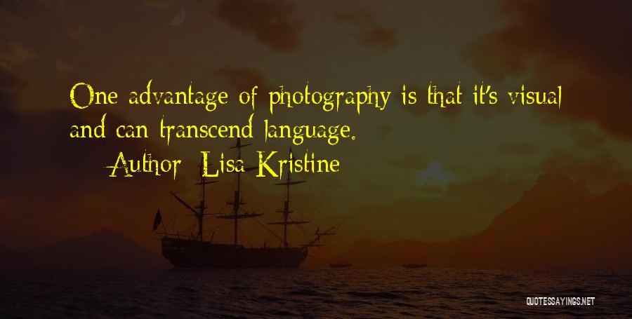 Lisa Kristine Quotes 1285885