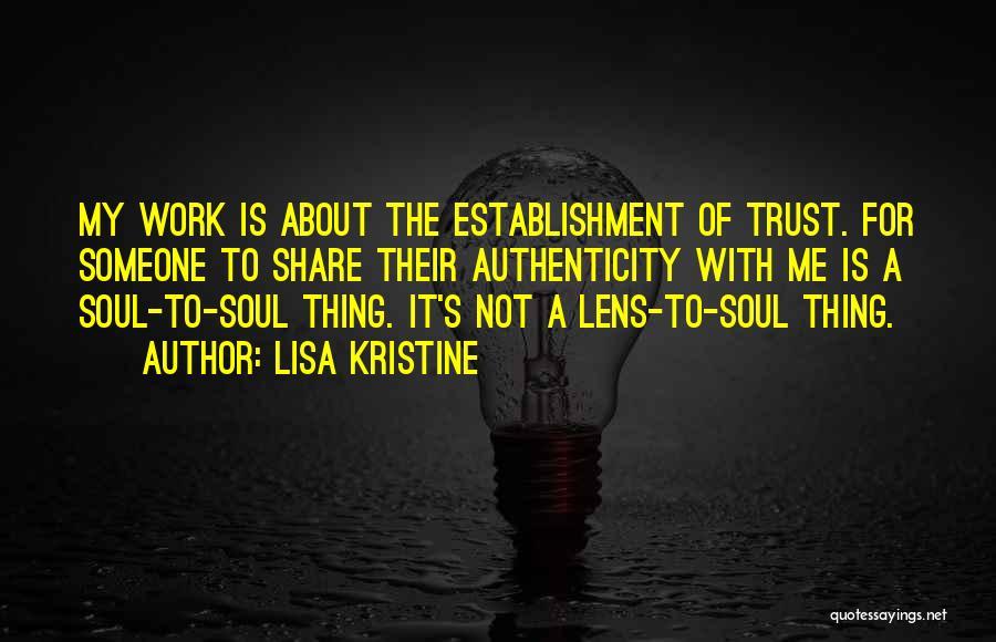 Lisa Kristine Quotes 469961