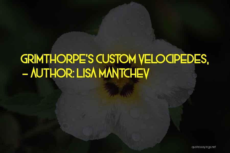 Lisa Mantchev Quotes 1077150