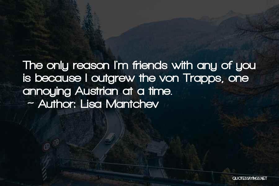 Lisa Mantchev Quotes 1146967