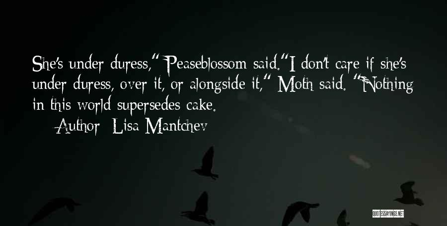 Lisa Mantchev Quotes 1189745