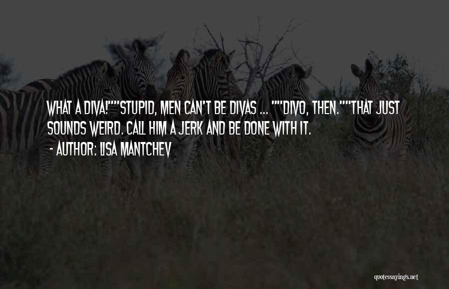 Lisa Mantchev Quotes 1240619
