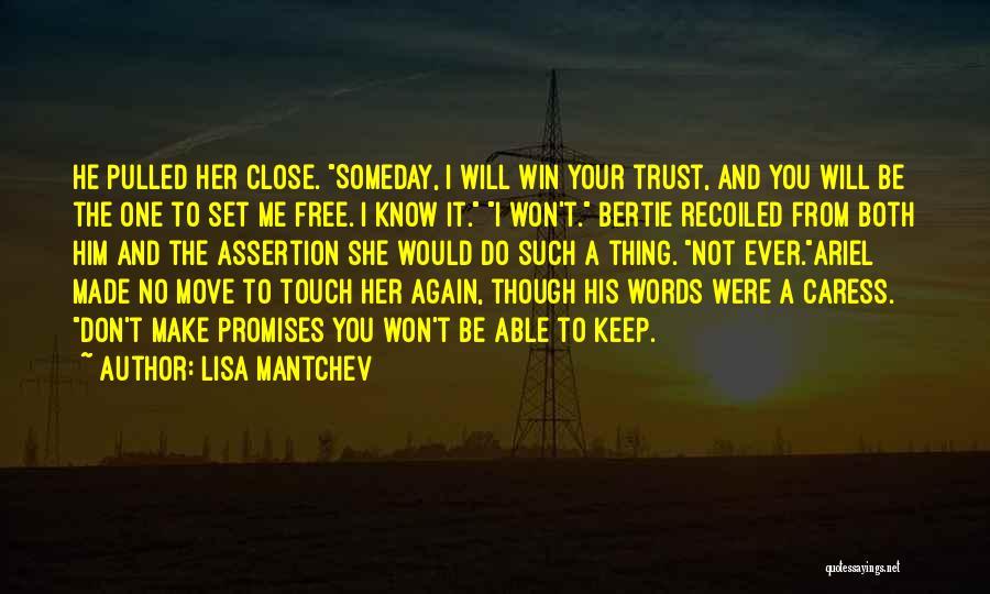 Lisa Mantchev Quotes 1320966