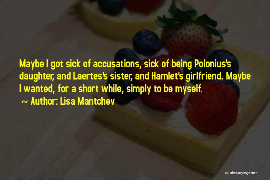 Lisa Mantchev Quotes 143576