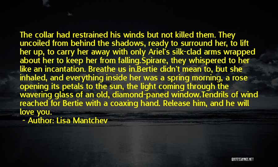Lisa Mantchev Quotes 1528336