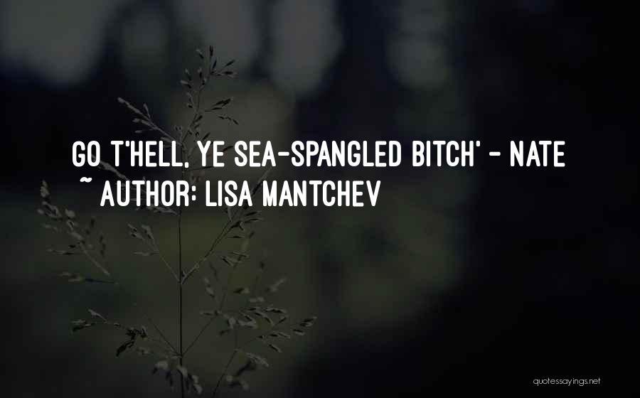 Lisa Mantchev Quotes 154389
