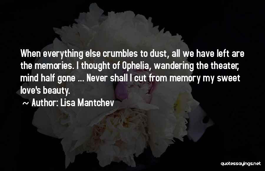 Lisa Mantchev Quotes 1589959
