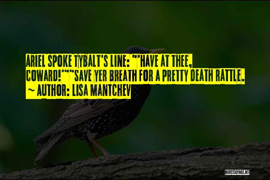 Lisa Mantchev Quotes 1590236