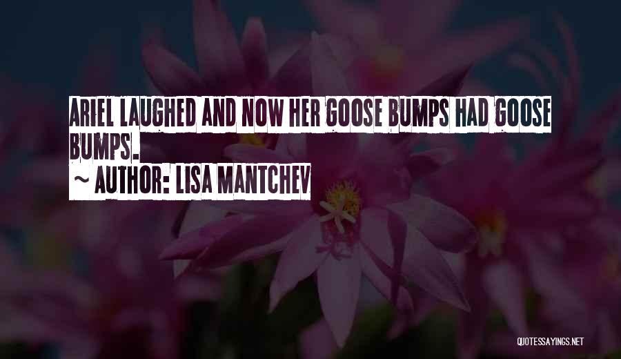 Lisa Mantchev Quotes 1600573