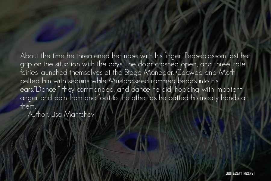 Lisa Mantchev Quotes 1621803