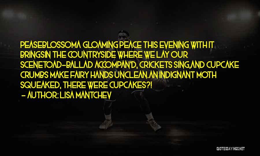 Lisa Mantchev Quotes 1697886