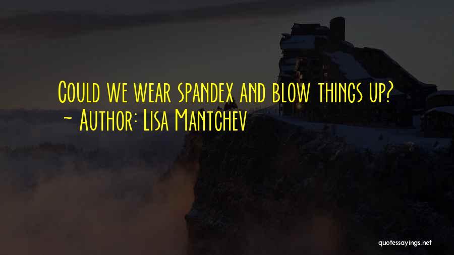 Lisa Mantchev Quotes 1774822