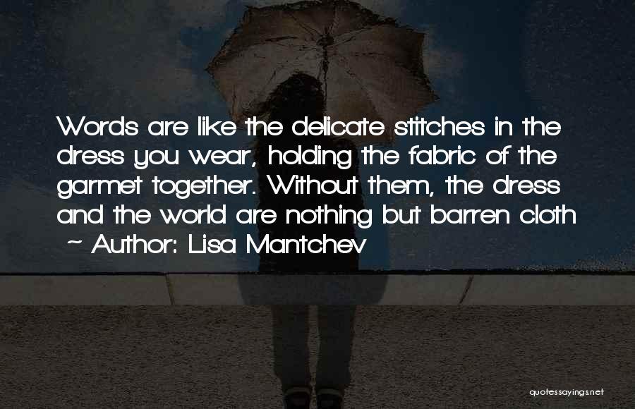 Lisa Mantchev Quotes 1776113