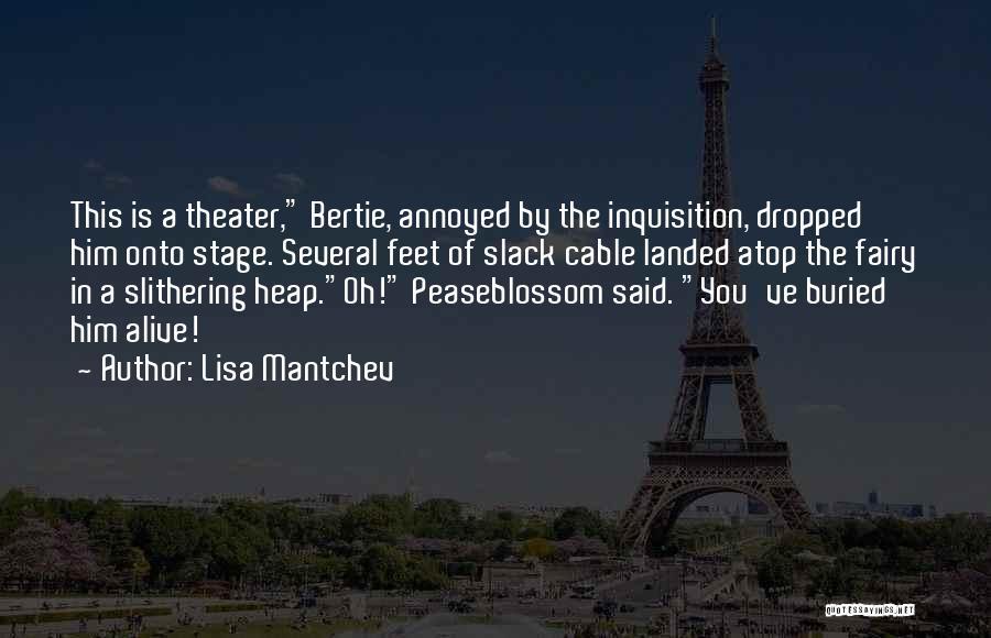Lisa Mantchev Quotes 1859431