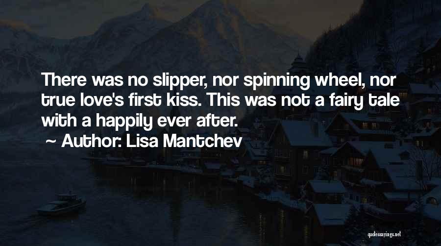 Lisa Mantchev Quotes 2141431