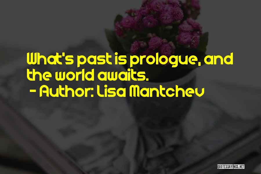 Lisa Mantchev Quotes 2180174