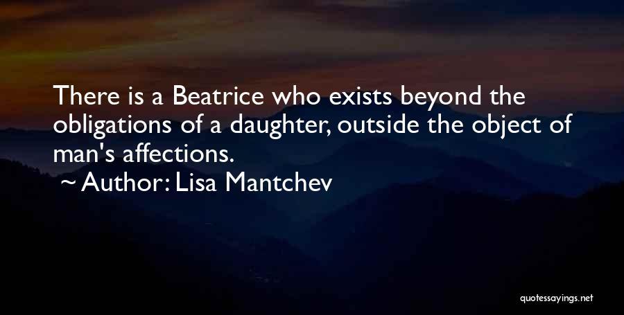 Lisa Mantchev Quotes 285551