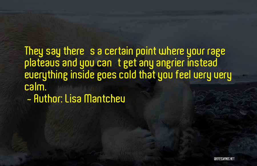 Lisa Mantchev Quotes 297240