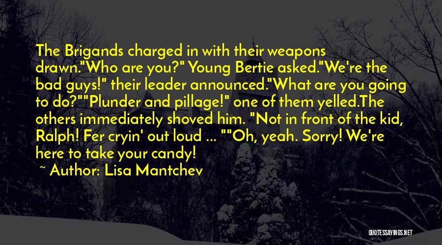 Lisa Mantchev Quotes 307946