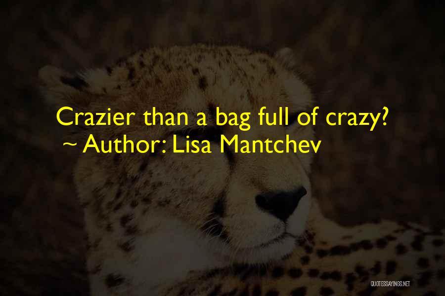 Lisa Mantchev Quotes 354608
