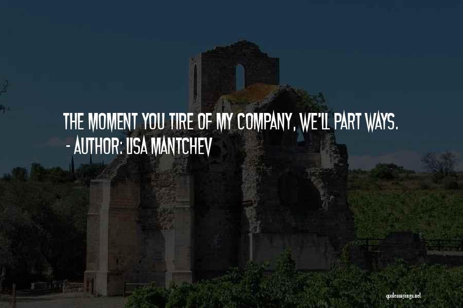 Lisa Mantchev Quotes 445907